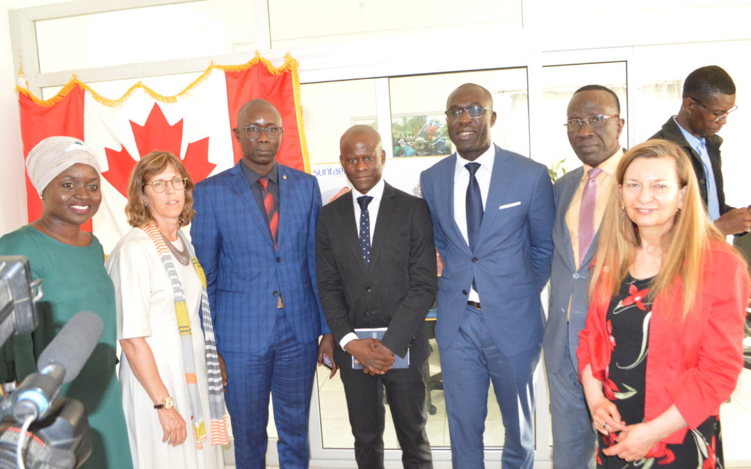 Inauguration of Suntaeg Energy Senegal