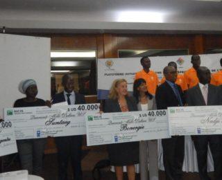 Suntaeg Energy Wins Award at UNDP Competition