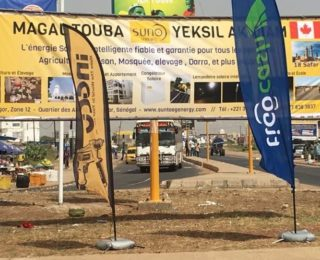 SUNTAEG Energy at Grand Magal de Touba