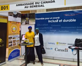 Suntaeg Energy au Salon International des Mines du Sénégal SIM 2018