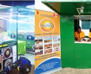 USDA / SEMP and Suntaeg Energy Partnership to promote local cereal Processing