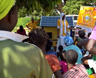Taking action for the climate in Africa!
