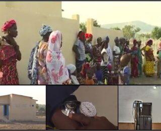 Covid-19 : Solutions solaires intelligentes pour les soins de santé au Sénégal